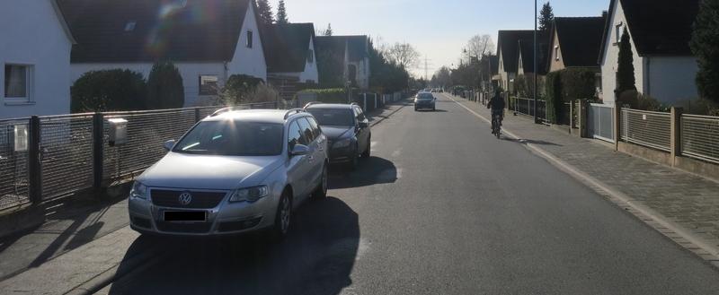 Gehwegparken Im Harras Feb14