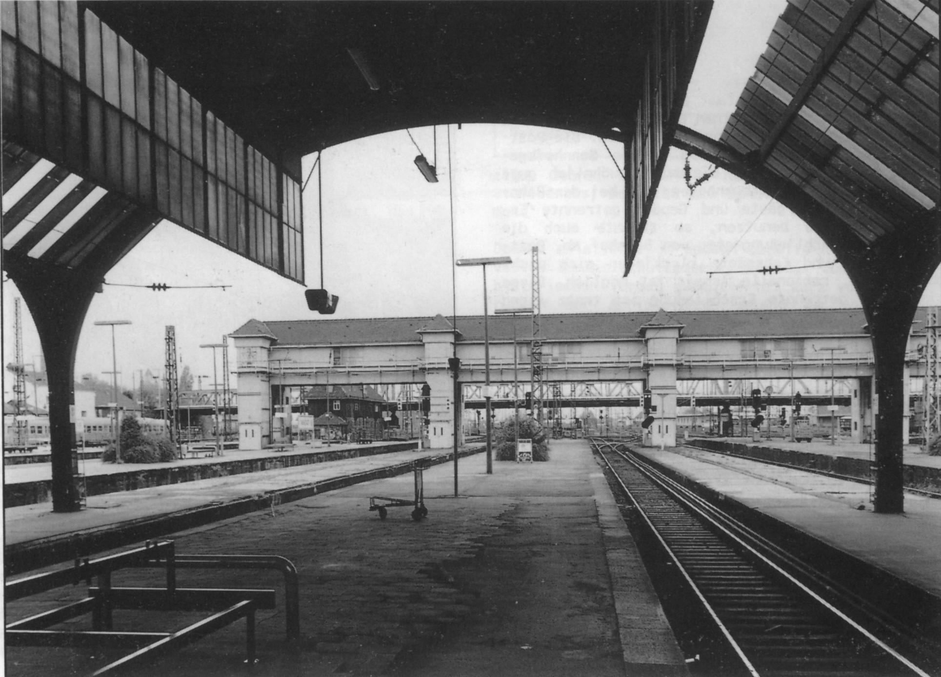 Post Hauptbahnhof Darmstadt